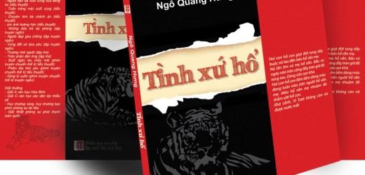 Sách mới phát hành: TÌNH XỨ HỔ