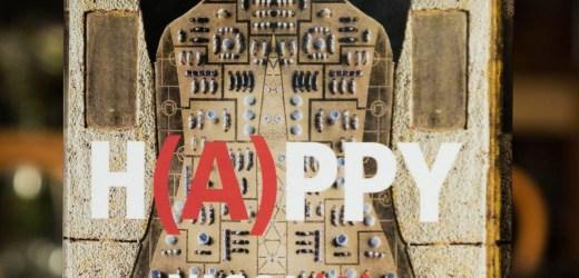 Tiểu thuyết H(a)ppy giành giải thưởng Goldsmiths