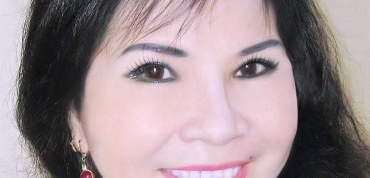 Nữ nhà báo Lê Phương Dung & những chuyến đi vào vùng tâm bão