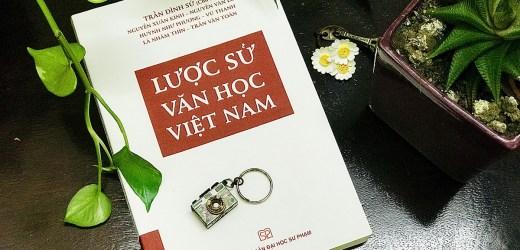 Sách mới: Lược sử văn học Việt Nam