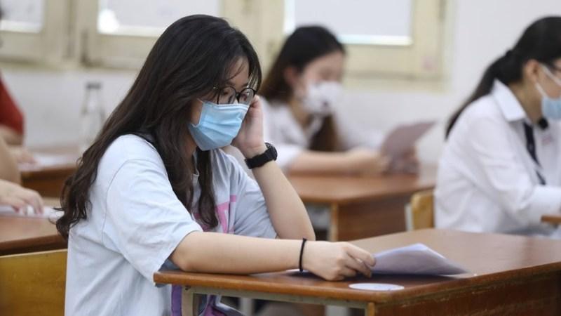 Sáng nay 7/7, thí sinh thi môn Ngữ văn Kỳ thi tốt nghiệp THPT năm 2021, đợt 1