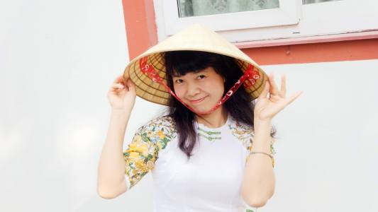 Nhà văn Kiều Bích Hậu với cơ hội xuất bản sách ở nước ngoài