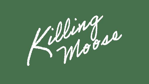Killing Moose (White)