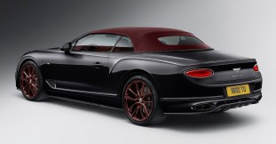 Bentley Continental GT Number 1 Edition by Mulliner