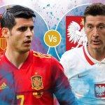 欧洲杯足彩推荐:西班牙或爆冷不敌波兰