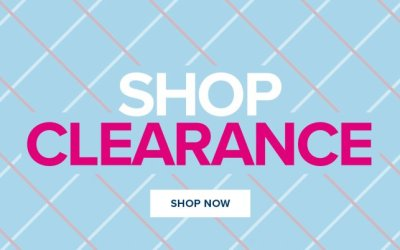 Clearance Refresh!