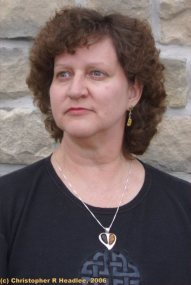 Author Photo - Kim Headlee
