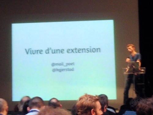 Présentation de Kim Gjerstad au WordCamp Paris 2014
