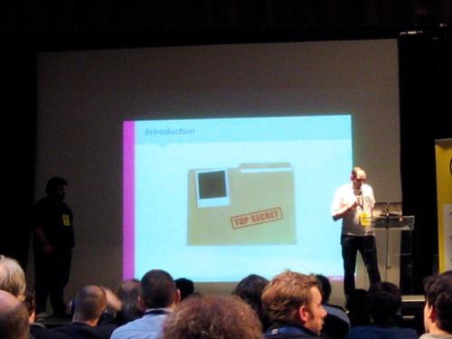 Présentation de Samy Ranavela et Xavier Tellier au WordCamp Paris 2014