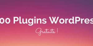 Les 100 plugins WordPress les plus populaires expliqués