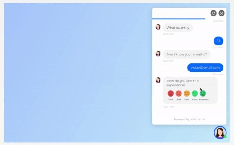 최근 홈페이지 우측 하단에 있는 챗봇 버튼/기능 Chatbot Button / Function located in the right / bottom on display