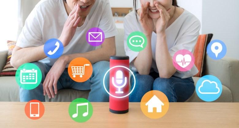 인공지능 기술 발전과 함께 스마트홈 시장의 장악이 이커머스 시장의 주요한 요소이다.