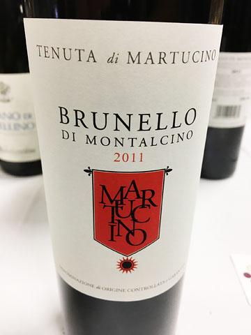 Tenuta di Martucino Brunello di Montalcino 2011