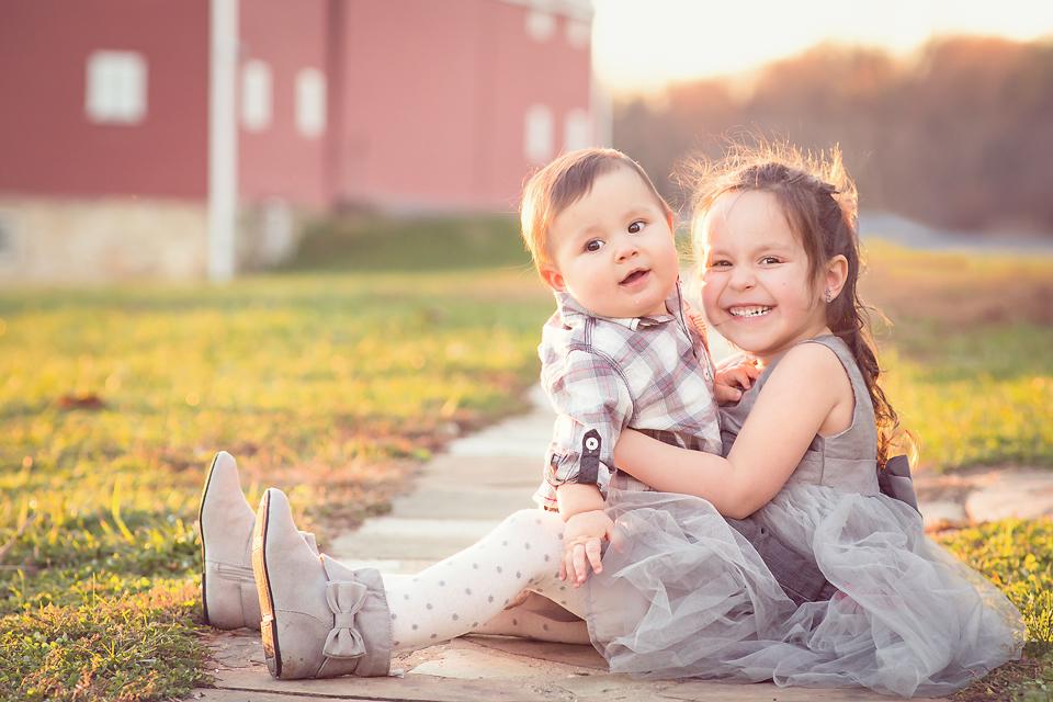 baby at the sunny farm   Tonya Teran Photography, Rockvile, MD Baby Photographer