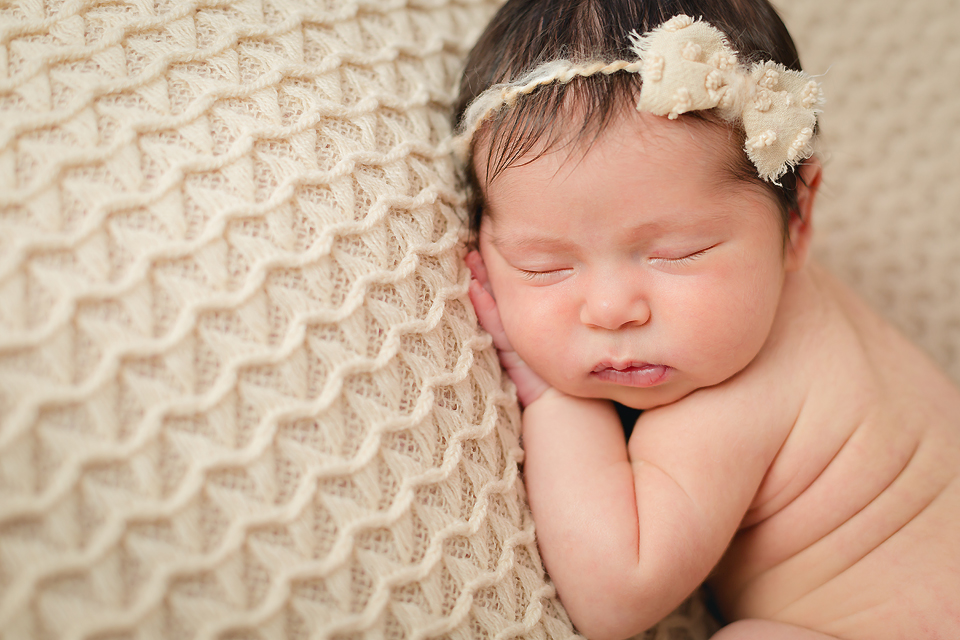 Lifestyle newborn session - Tonya Teran Photography - rockville, MD newborn baby and family photographer