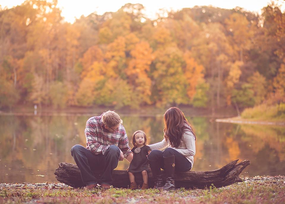 fall family photography   Tonya Teran Photography - Rockville, MD newborn, baby and family photographer