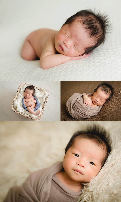 newborn and family session | Tonya Teran Photography - Rockville, MD newborn baby and family photographer