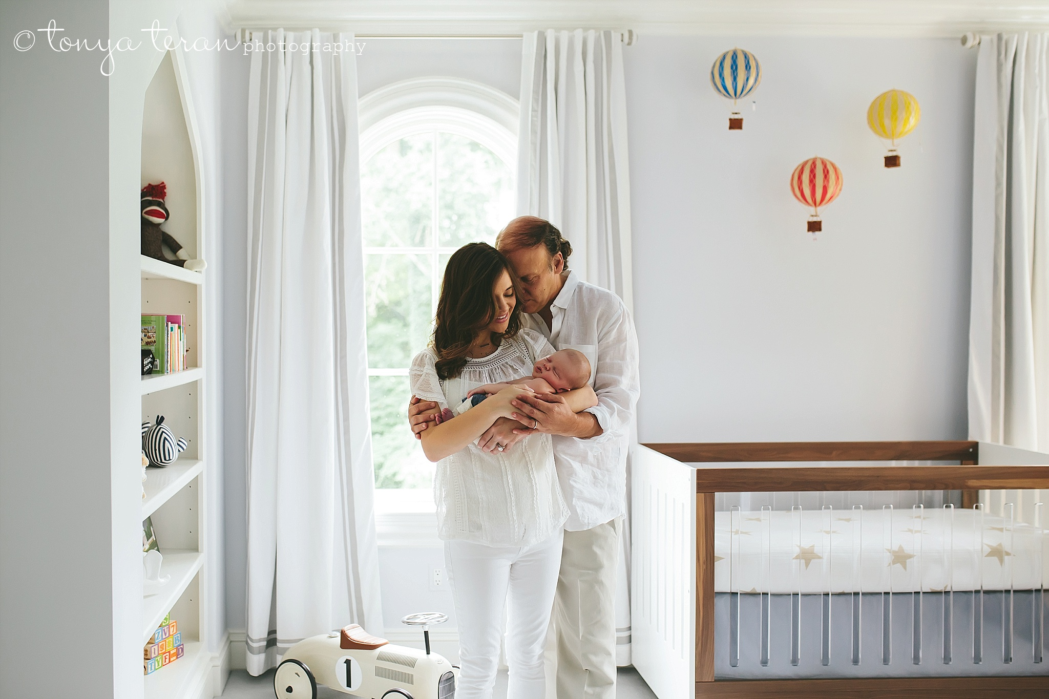Newborn Photo Session | Tonya Teran Photography, McLean, VA Newborn, Baby, and Family Photographer