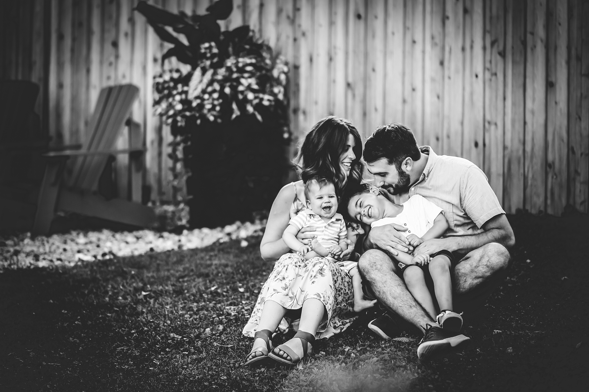 In-home Family Photo Session | DC, Maryland, NOVA Family Photographer