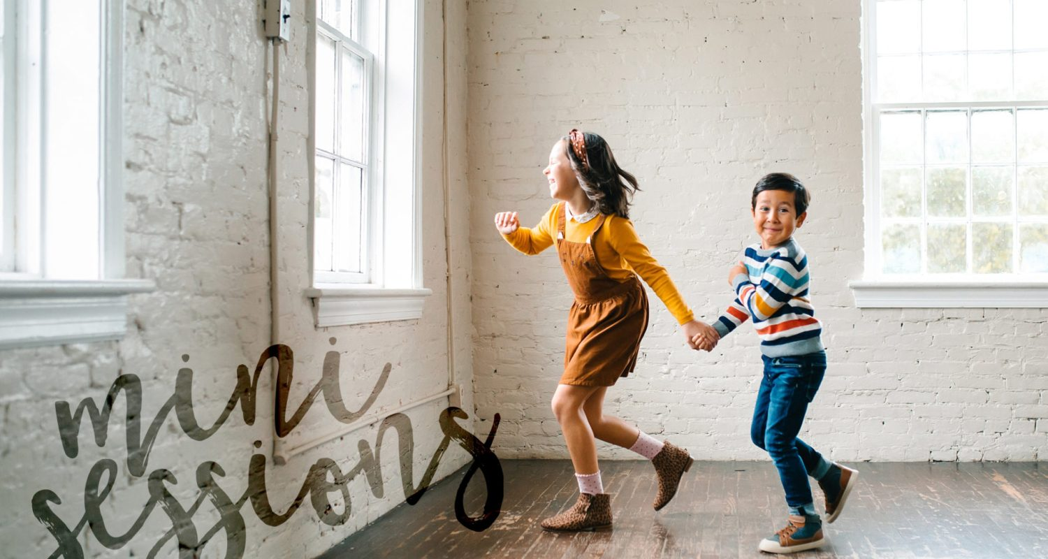 2019 Mini Sessions | DC MD VA baby and family photographer