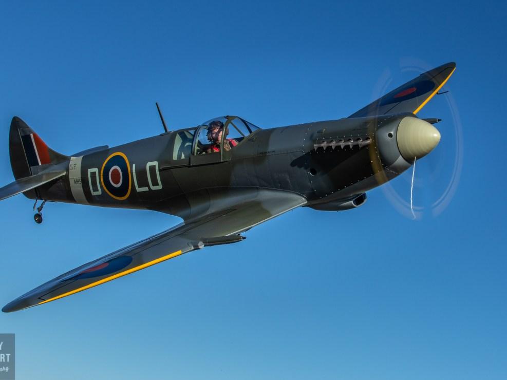 Mk26 Spitfire Prop-Blur
