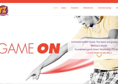 iT'Z Family Entertainment Web Site