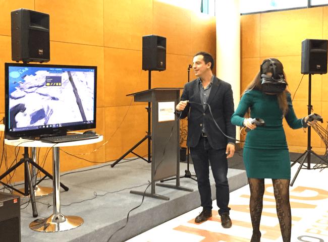 Expocoaching 2017. Realidad virtual.
