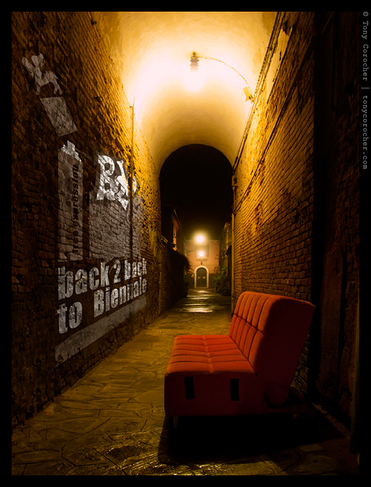 """Main Image to be printed on catalogs, manifests and to be published online for the Official Collateral Event """"Back 2 Back to biennale"""" at La Biennale di Venezia"""