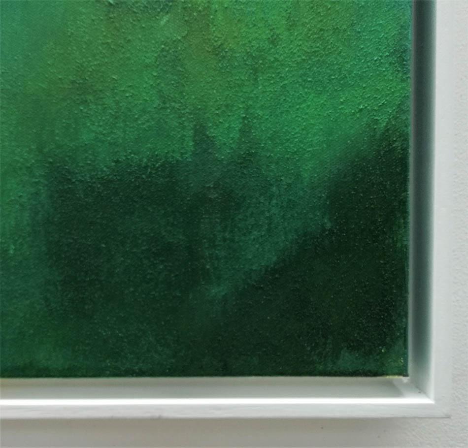 Turquoise Haze ©Tony Davie