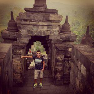 Mi viaje a Indonesia – Yogyakarta – Dia 4 – El día de los templos