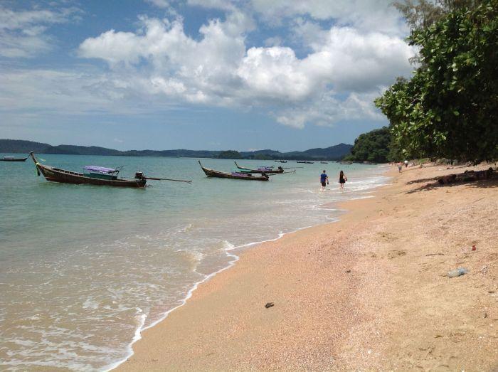 Aonang beach