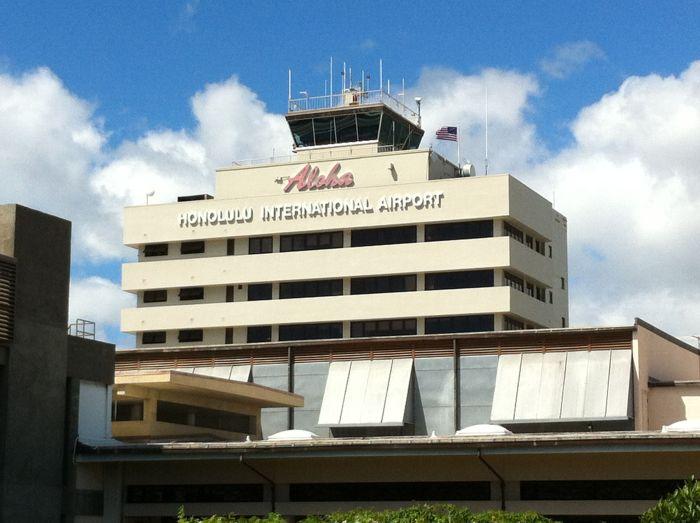 Aeropuerto de Honolulu