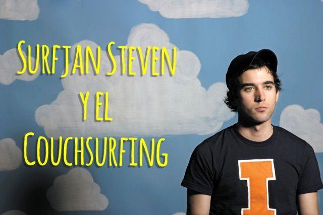 Surfjan Steven y el couchsurfing