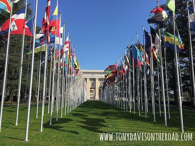 Sede europea ONU-Ginebra