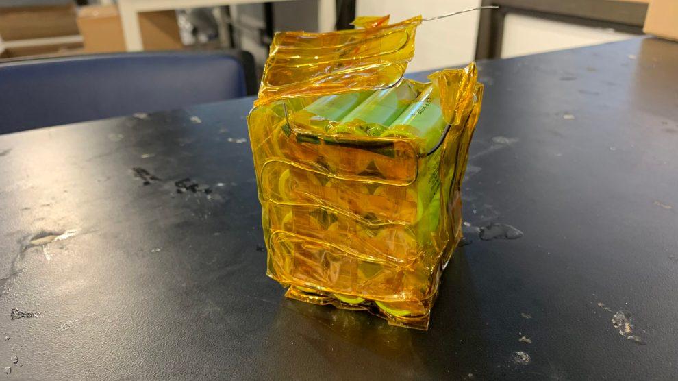 Cube Satellite – Thermal Management