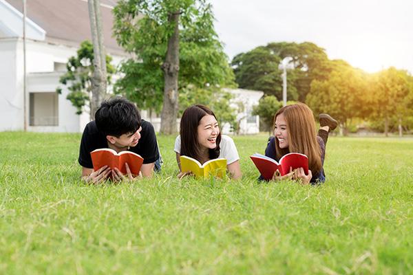 Exchange student in Thailand