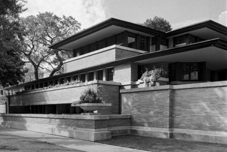 Frank Lloyd Wright's Robie House, Chicago