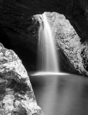 Natural Arch, Lamington National Park