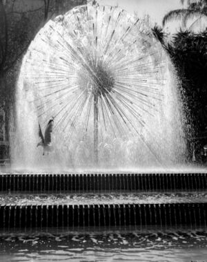 El Alamein Fountain, Kings Cross