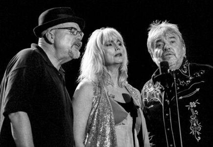 Phil Madeira, Emmylou Harris, Rickie Simpkins