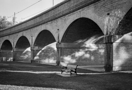 Light rail viaduct, Glebe