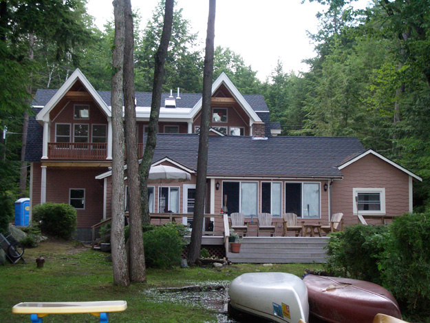 Lake Camp Addition