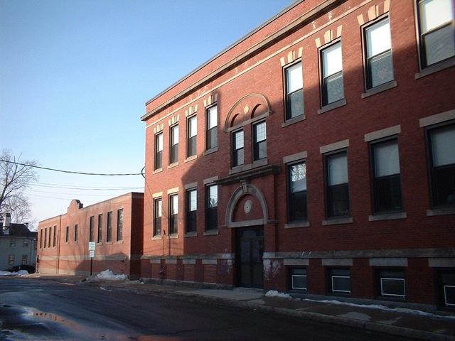 New Gym Saint Mary Academy Dover New Hampshire