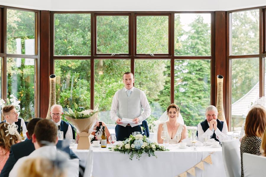 Bron Eifion wedding