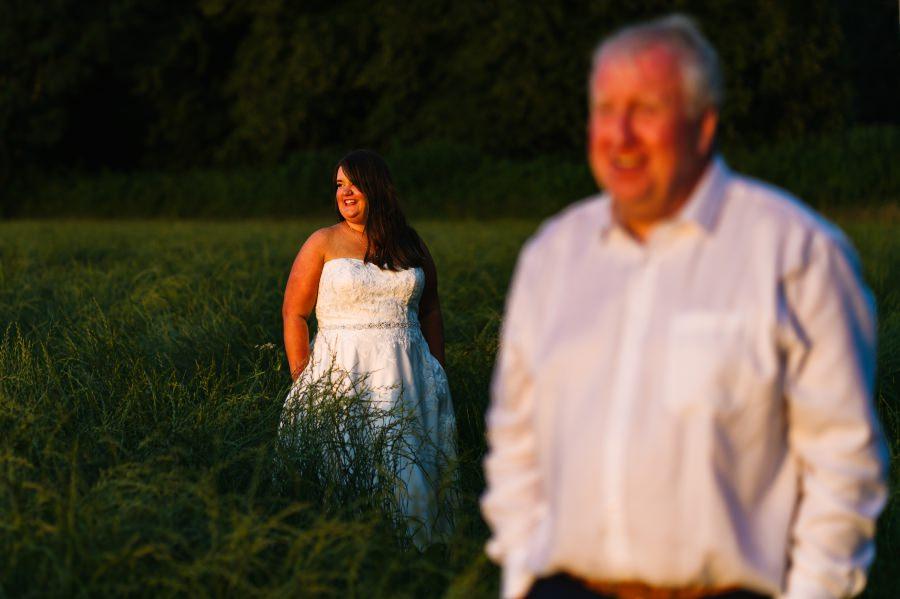 Tal y bont uchaf farm wedding