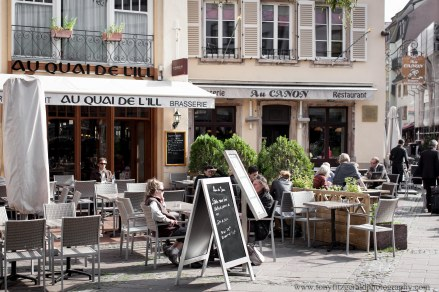 Strasbourg France, Cafe