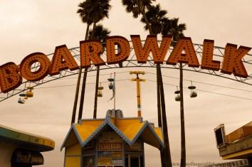Santa Cruz beach Boardwalk