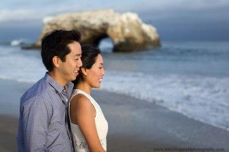 Engagement photos at Natural Bridges (9 of 10)