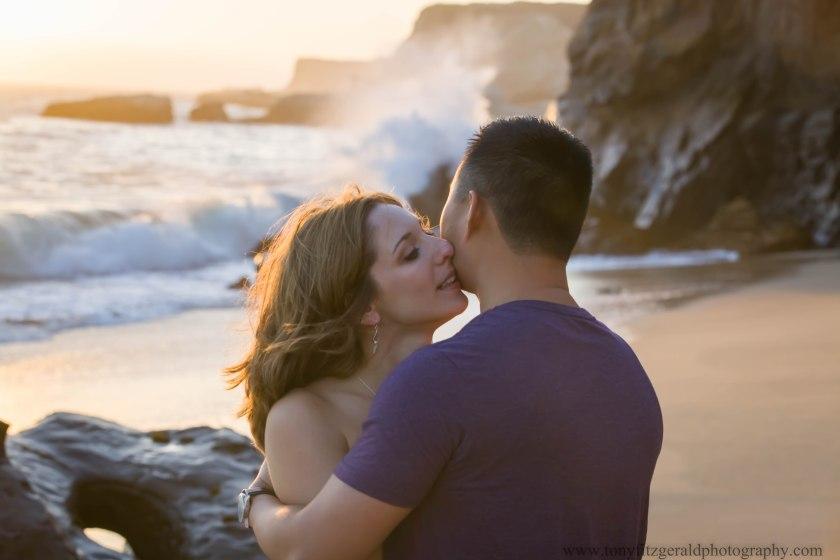 Engagement photos at Panther Beach (9 of 9)