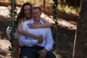 Engagement photos in Los Gatos (1 of 6)